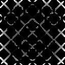 Botnet Hacker Attack Icon