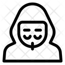 Hacker Hacker Anonymous Anonymous Icon