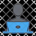 Computer Security Icon Icon