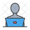 Hacker Hacking Spy Icon