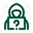 Hacker Anonymity Anonymous Icon