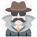 Hacker Anontmity Secret Icon