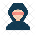 Criminal Protection Internet Icon