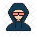 Criminal Anonymous Protection Icon
