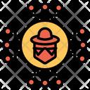 Hacker Profile User Avatar Icon