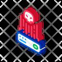 Hacker Control Pentesting Icon