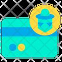 Credit Fraud Card Icon