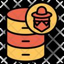 Server Database Bug Icon
