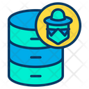 Hacker Database Icon