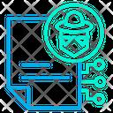 Hacker File Icon