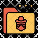 Hacker Folder Icon