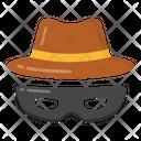 Hacker Accessoires Hacker Hat Anonymous Icon