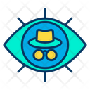 Hacker View Spy Thief Icon