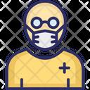 Hacker Hacktivist Drudge Icon