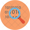 Hacking Data Password Icon