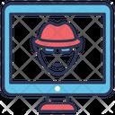 Hack Hacking Virus Icon