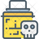 Secure Inbox Letter Icon