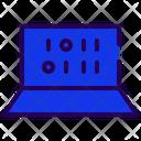 Hacking Laptop Hacking Laptop Icon