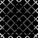 Hacking Lock Icon