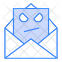 Hacking Mail Icon