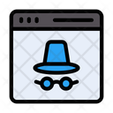 Hacking Webpage Icon