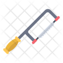 Hacksaw Hack Saw Icon