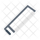 Hacksaw Blade Construction Icon