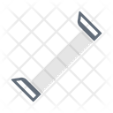 Hacksaw Blade Tools Icon