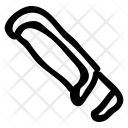 Hacksaw Saw Blade Icon