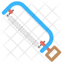 Hacksaw Chainsaw Coping Icon