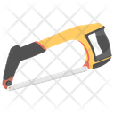 Hacksaw Chainsaw Saw Icon