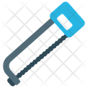 Hacksaw Saw Forestry Tool Icon
