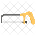Hacksaw Chainsaw Coping Saw Icon
