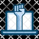 Hacktivism Icon