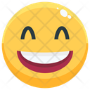 Haha Emoji Emotion Icon