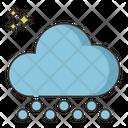 Hail Rain Ice Icon