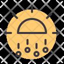Hail Stone Rain Icon