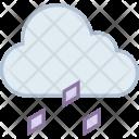 Hail Cloud Icon