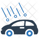 Hail Auto Insurance Icon