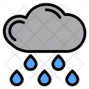 Hailstorm Weather Storm Icon