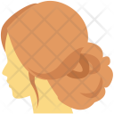 Hair Salon Wig Icon