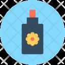 Hair Spray Bottle Icon