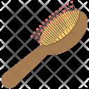 Hair Brush Comb Icon