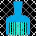 Coiffeur Hairdresser Hairpick Icon