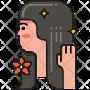 Hair Care Hairstyle Hair Icon