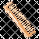 Acomb Hair Comb Salon Tool Icon