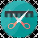 Hair Cutting Hair Dressing Hair Salon Icon