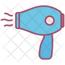 Hair Dry Electrical Icon