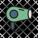 Hair Dryer Blower Icon