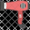 Hair Dryer Hair Blower Hair Dressing Icon